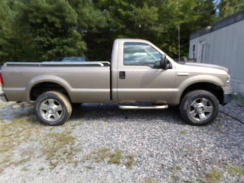 2005 Ford F-250 Super Duty for sale at West End Auto Sales LLC in Richmond VA