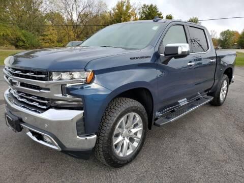 2021 Chevrolet Silverado 1500 for sale at Art Hossler Auto Plaza Inc - New GM in Canton IL