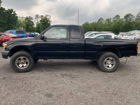 1999 Toyota Tacoma for sale at Popular Imports Auto Sales in Gainesville FL