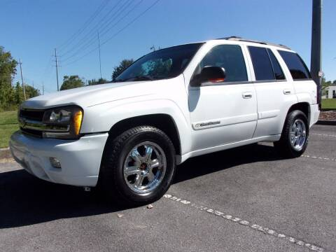2003 Chevrolet TrailBlazer for sale at Unique Auto Brokers in Kingsport TN