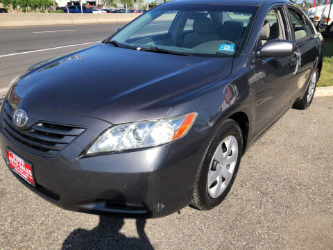 2007 Toyota Camry for sale at STATE AUTO SALES in Lodi NJ