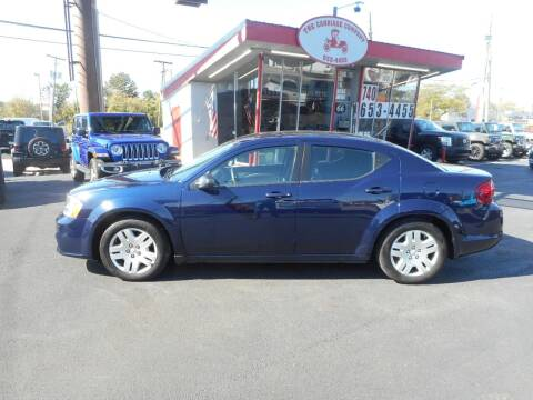 2014 Dodge Avenger for sale at The Carriage Company in Lancaster OH