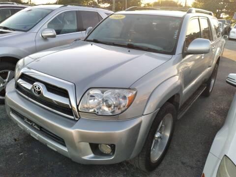 2008 Toyota 4Runner for sale at P S AUTO ENTERPRISES INC in Miramar FL