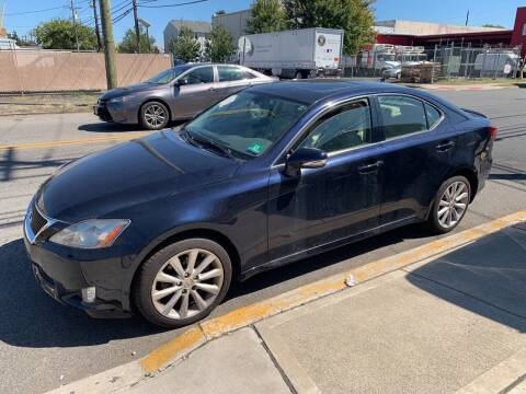 2010 Lexus IS 250 for sale at Jordan Auto Group in Paterson NJ