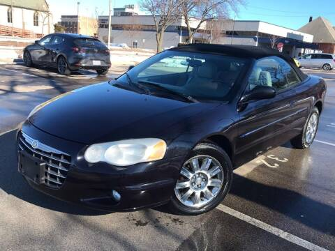 2004 Chrysler Sebring for sale at Your Car Source in Kenosha WI
