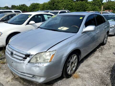2007 Toyota Avalon for sale at Lot Dealz in Rockledge FL