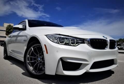 2017 BMW M4 for sale at Progressive Motors in Pompano Beach FL