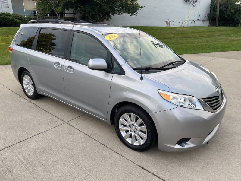 2014 Toyota Sienna for sale at Best Buy Auto Mart in Lexington KY
