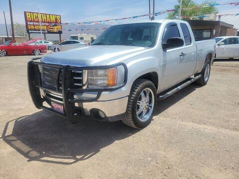2012 GMC Sierra 1500 for sale at Bickham Used Cars in Alamogordo NM