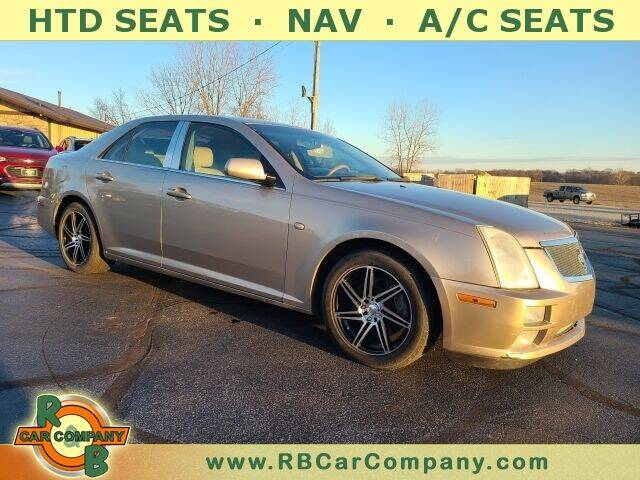 2005 Cadillac STS for sale at R & B CAR CO - R&B CAR COMPANY in Columbia City IN