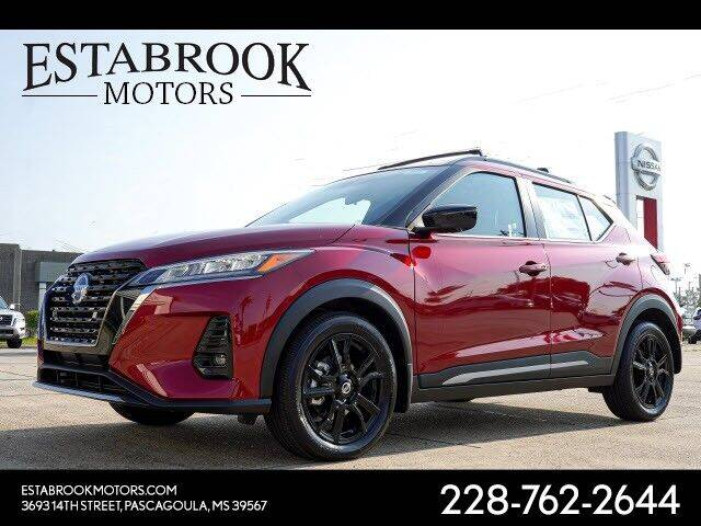 2021 Nissan Kicks for sale in Pascagoula, MS