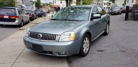 2006 Mercury Montego for sale at Motor City in Roxbury MA