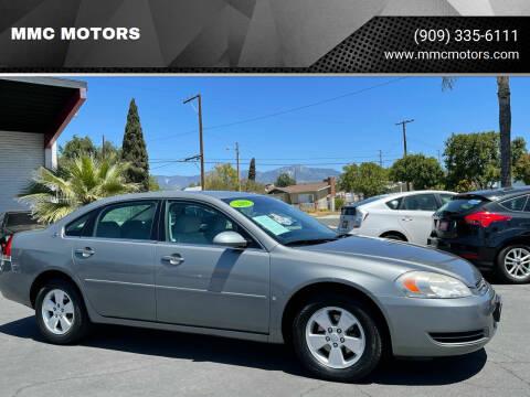 2008 Chevrolet Impala for sale at MMC MOTORS in Redlands CA