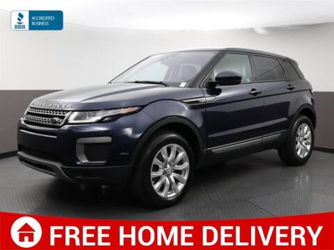 2017 Land Rover Range Rover Evoque for sale at Florida Fine Cars - West Palm Beach in West Palm Beach FL