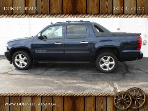 2012 Chevrolet Avalanche for sale at Dunne Deals in Crystal Lake IL