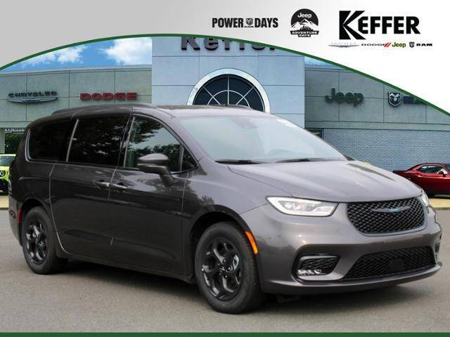 2021 Chrysler Pacifica Hybrid for sale in Charlotte, NC