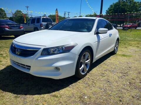 2012 Honda Accord for sale at Cutiva Cars in Gastonia NC