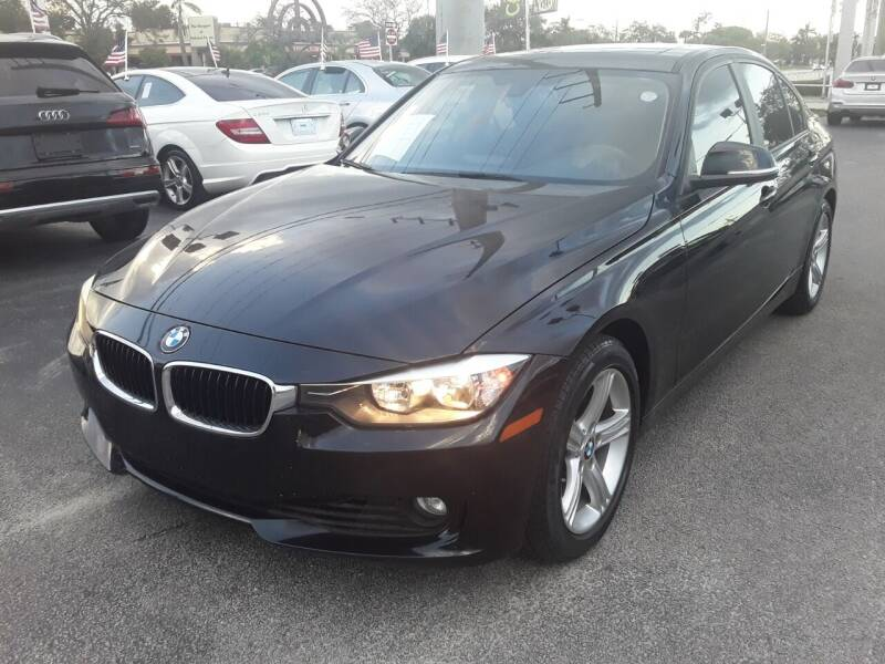 2014 BMW 3 Series for sale at YOUR BEST DRIVE in Oakland Park FL