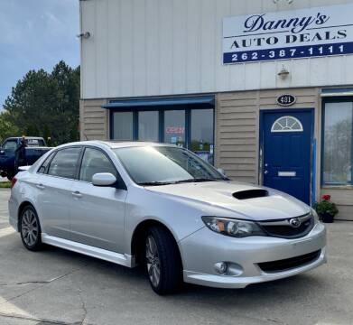 2010 Subaru Impreza for sale at Danny's Auto Deals in Grafton WI