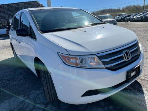2011 Honda Odyssey for sale at Ron Motor Inc. in Wantage NJ