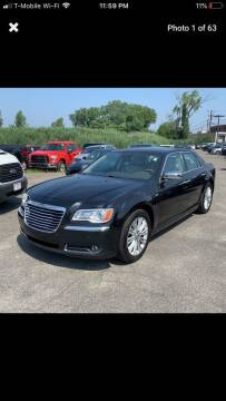 2011 Chrysler 300 for sale at Worldwide Auto Sales in Fall River MA