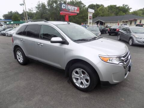 2011 Ford Edge for sale at Comet Auto Sales in Manchester NH