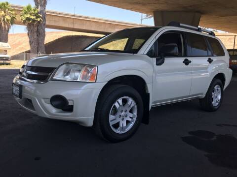 2007 Mitsubishi Endeavor for sale at Gold Coast Motors in Lemon Grove CA