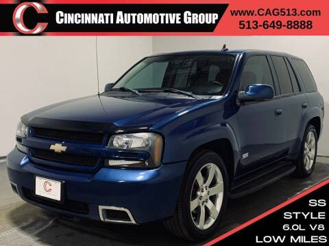 2006 Chevrolet TrailBlazer for sale at Cincinnati Automotive Group in Lebanon OH