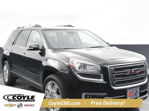 2017 GMC Acadia Limited for sale at COYLE GM - COYLE NISSAN - New Inventory in Clarksville IN