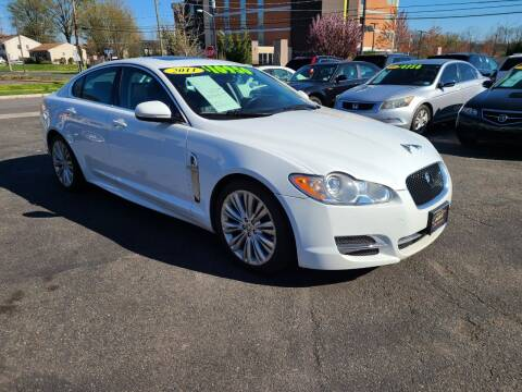 2011 Jaguar XF for sale at Costas Auto Gallery in Rahway NJ