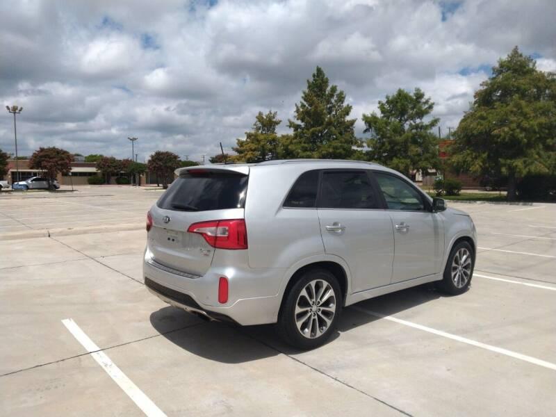 2014 Kia Sorento SX 4dr SUV - Mckinney TX