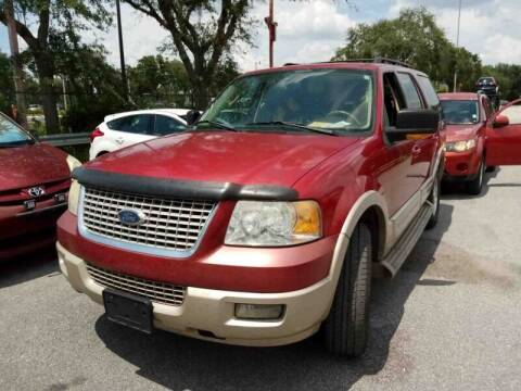2006 Ford Expedition for sale at M & M Used Cars LLC in Daytona Beach FL
