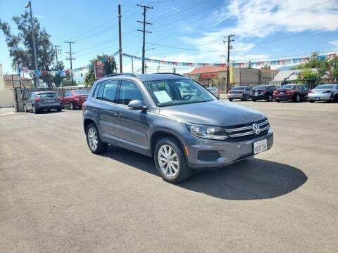 2018 Volkswagen Tiguan Limited for sale at Silver Star Auto in San Bernardino CA