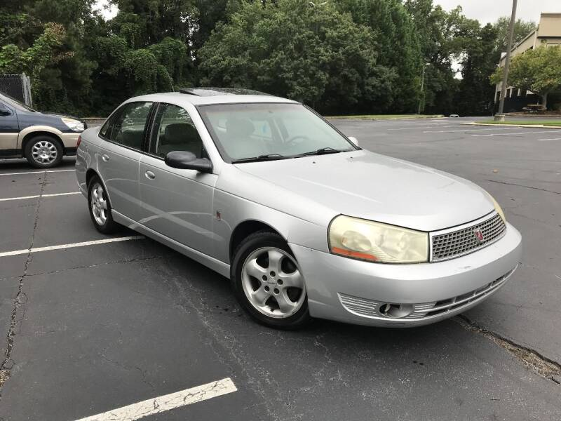 2003 Saturn L-Series for sale at Old Bull Motors Inc. in Snellville GA