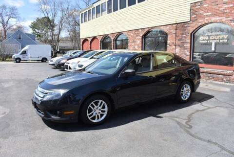 2012 Ford Fusion for sale at Absolute Auto Sales, Inc in Brockton MA
