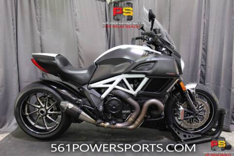 2015 Ducati Diavel Carbon for sale at Powersports of Palm Beach in Hollywood FL