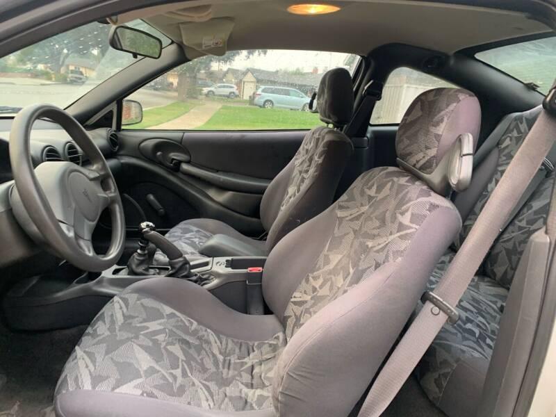 2003 Pontiac Sunfire 2dr Coupe - Fremont CA