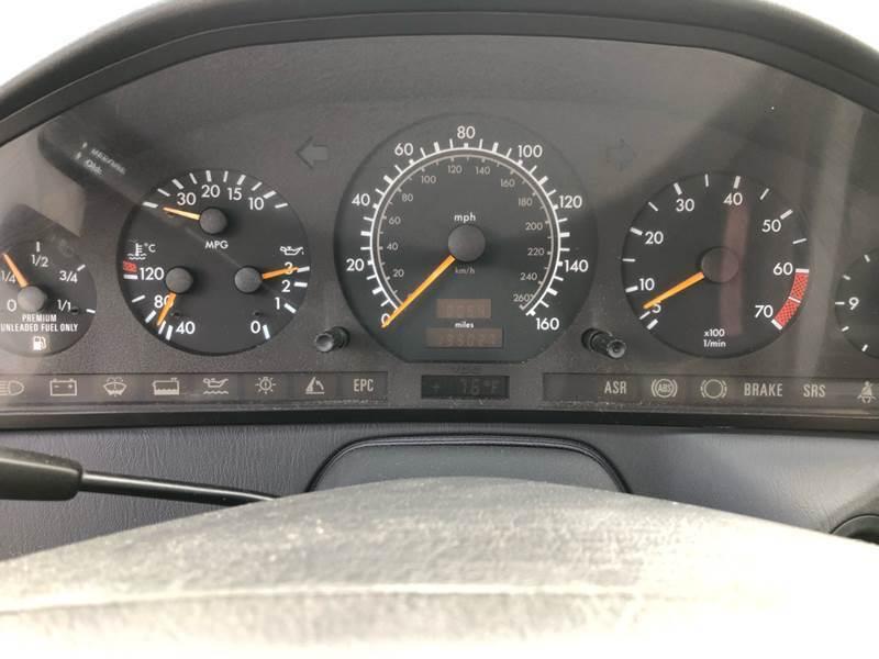 1996 Mercedes-Benz SL-Class SL 500 2dr Convertible - Virginia Beach VA