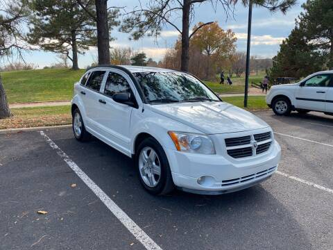 2008 Dodge Caliber for sale at QUEST MOTORS in Englewood CO