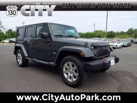 2016 Jeep Wrangler Unlimited for sale at City Auto Park in Burlington NJ
