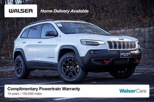 2021 Jeep Cherokee for sale in Hopkins, MN