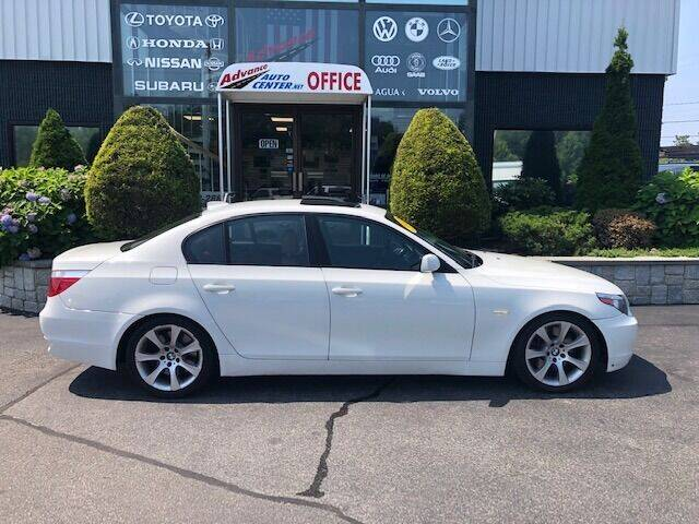 2005 BMW 5 Series for sale at Advance Auto Center in Rockland MA