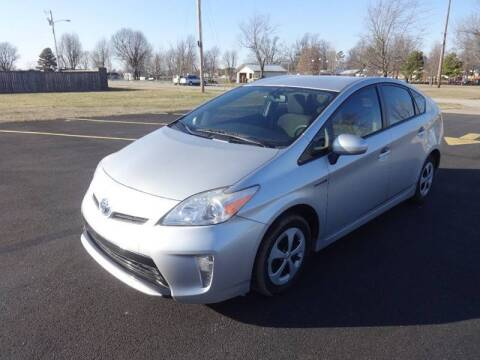 2012 Toyota Prius for sale at Just Drive Auto in Springdale AR