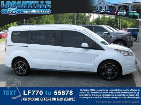 2018 Ford Transit Connect Wagon for sale at Loganville Quick Lane and Tire Center in Loganville GA
