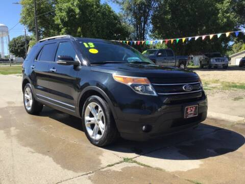 2013 Ford Explorer for sale at A & J AUTO SALES in Eagle Grove IA