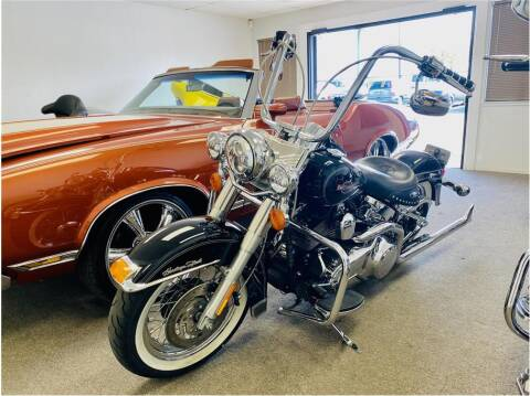 2007 Harley Davidson Heritage Softail Classic for sale at KARS R US in Modesto CA