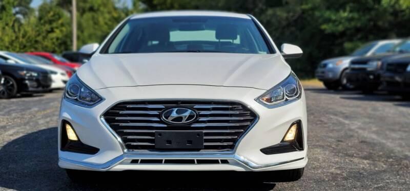 2019 Hyundai Sonata for sale at BHT Motors LLC in Imperial MO