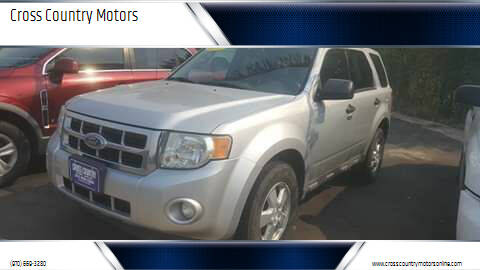 2009 Ford Escape for sale at Cross Country Motors in Loveland CO