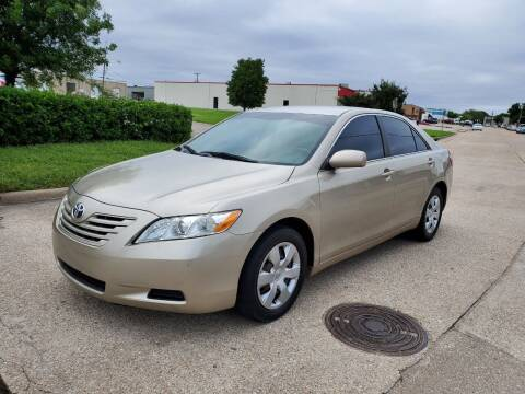 2007 Toyota Camry for sale at DFW Autohaus in Dallas TX