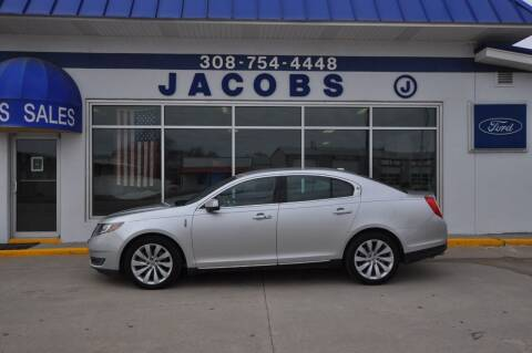 2013 Lincoln MKS for sale at Jacobs Ford in Saint Paul NE